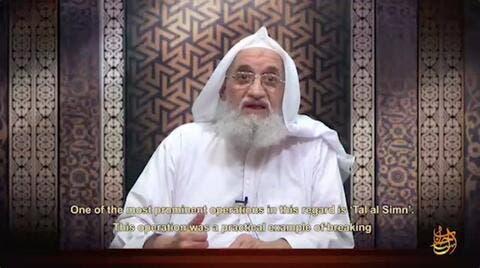 Despite Death Rumors, Al-Qaeda Leader Ayman al-Zawahiri Appears in a New Video