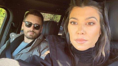 Kourtney Kardashian Isn't Happy With Scott Disick Recent 'Jealous' Behavior