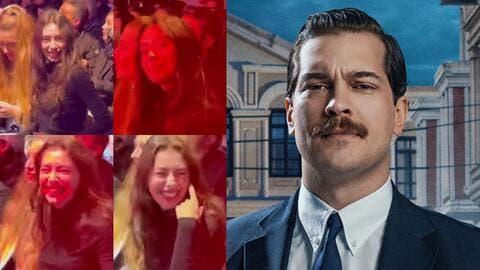 Neslihan Atagül Adored in Murat Dalkılıç Concert.. Will She Co-Star With Çağatay Ulusoy? (Video)