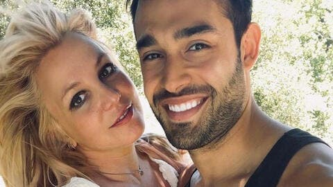 She Said Yes! Britney Spears is Engaged to Sam Asghari