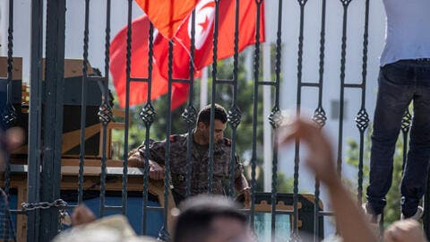The G7 Urges Tunisia's President to Return to Constitutional Rule
