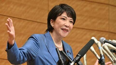 Controversial Iron Lady Sanae Takaichi Vows to Become Japan's Next Premier
