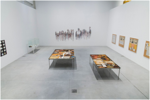 Two Exhibitions by Sharjah Art Foundation Explore Interior Lives of Artists