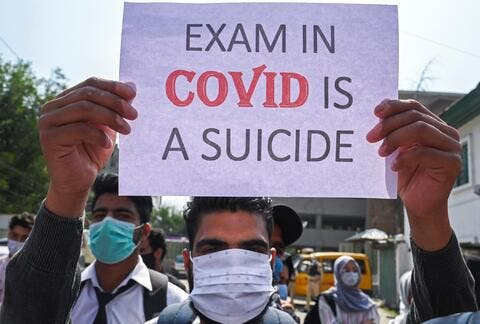 India Reports Lowest COVID-19 Deaths in Four Months