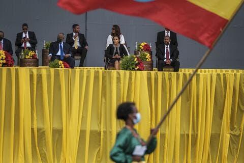 Is Ethiopia in Danger of Splitting up?