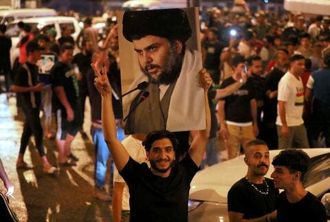 Iraq's Sadr Party Leads Parliamentary Elections