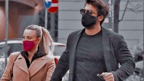 Diletta Leotta Confesses Her Love to Can Yaman AGAIN on Instagram