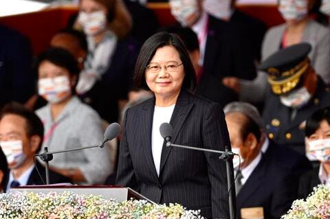 Taiwan Says 'No' to China's Reunification Call