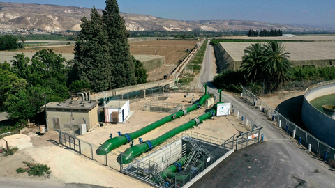 Jordan Buys More Water From Israel to Make up For Its Deficit