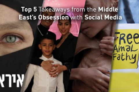 5 Takeaways on Social Media in the Middle East in 2018 According to Oregon's School of Journalism