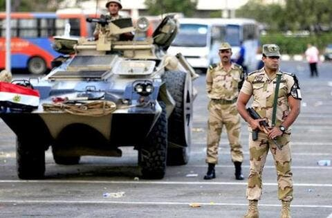 Egyptian Forces Claim 52 ISIS Militants Killed in Sinai Offensive