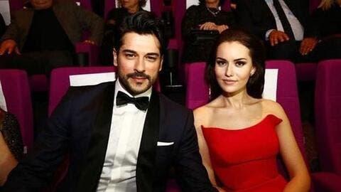 الثنائي بوراك أوزجفيت وزوجته فهرية أفجان يتفوقان على نجوم تركيا في إنستغرام!