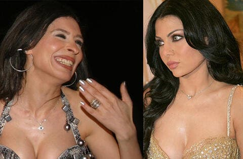 Eww! Scandalous Video of Saad Al-Soghayar Sniffing and Kissing Belly Dancer Shams's Feet Following Marrying BOMBSHELL Second Actress