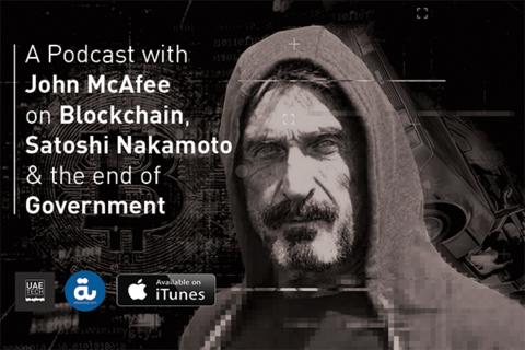 John McAfee's Blockchain Future: The DeLorean, Satoshi Nakamoto and the End of Government (Podcast Promo)