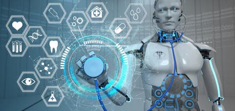AI in Healthcare: Where Technology Meets Humanity