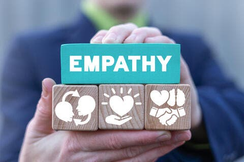 It Is Time You Exercise Your Empathy Muscle!