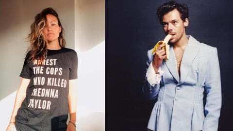 Olivia Wilde Comments on Her Beau Harry Styles' Performance in 'Don't Worry Darling'
