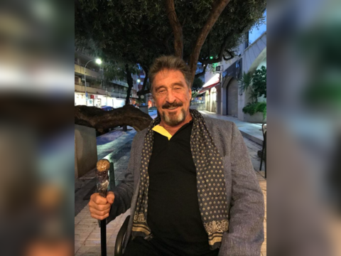 Antivirus Software Pioneer McAfee Charged in Cryptocurrency Scam