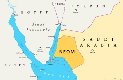 NEOM Inks MoU to Develop MENA's Largest Fish Farm