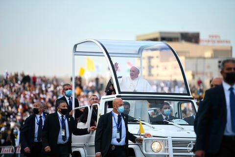 Pope Francis to Get All-Electric 'Popemobile' Amid His Climate Concerns