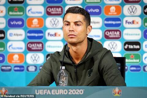 Cristiano Ronaldo Costs Coca-Cola $1billion, Paul Pogba Snubs Another Beer Sponsor