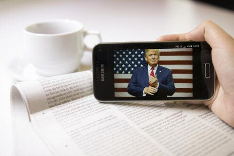 Tech This Week: Trump is Back to Social Media with a BLOG?!