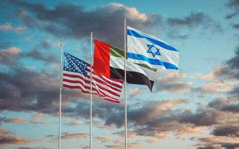 UAE to Collaborate with US, Israel on Water, Energy