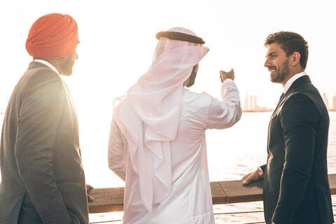UAE Eyes $150 Billion Investments in Asia, Africa