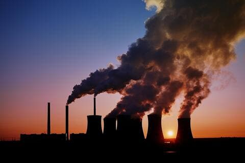 IMF Suggests to Set Up International Carbon Price Floor to Help Limit Global Warming