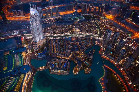 UAE Tops the World in Global Key ICT Indices