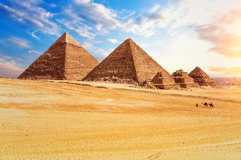 500K Tourists Visited Egypt in 2021