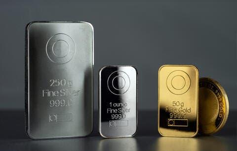 أسعار الذهب تهبط لأدنى مستوى منذ 4 أشهر