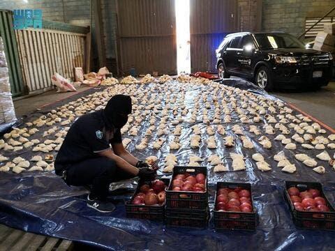 مخدرات بالرمان.. السعودية تتحدث عن عمليات تهريب