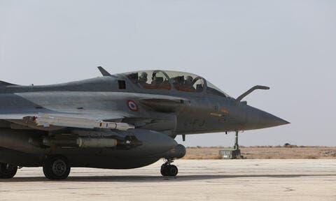 فرنسا: صفقة طائرات رافال ضخمة الى مصر