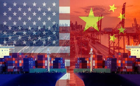 رئيس شركة بوينغ يدعو إلى ترميم العلاقات بين أميركا والصين