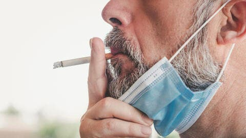 اليوم العالمي للامتناع عن التدخين: كورونا المستجد يرفع من احتمال وفاة المدخنين الشرهين المصابين به