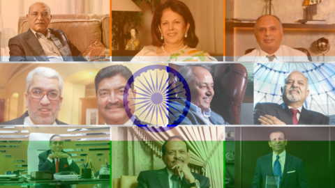 Here Are the Top 10 Indian Billionaires in the GCC