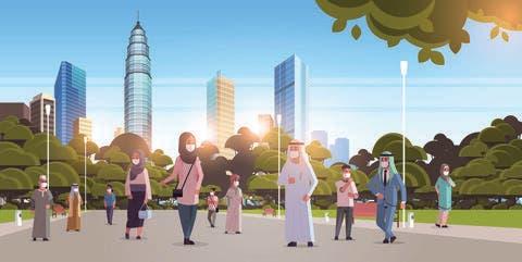 How COVID-19 Impacted MENA Economies During 2020