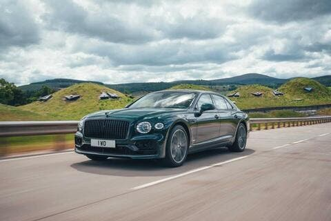 Bentley's New Flying Spur Hybrid: All You Need To Know