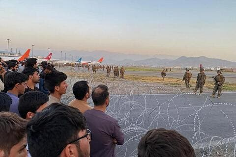 Major Airlines Reroute Flights To Avoid Afghanistan Airspace As Kabul Airport Suspends Commercial Flights