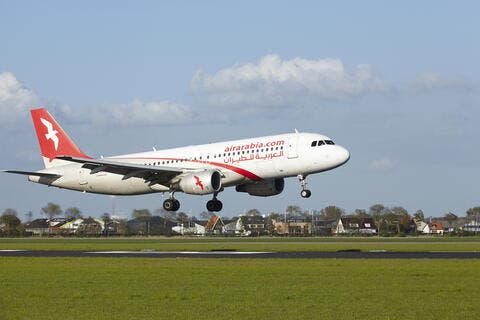 UAE's Air Arabia Resumes Flights to Azerbaijan