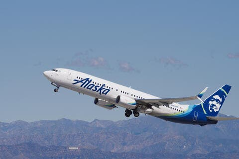 Boeing, Alaska Airlines Partner to Enhance Safety, Sustainability of Air Travel