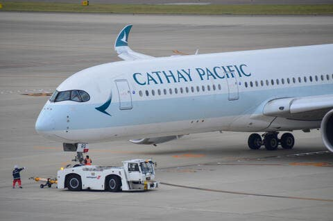 Cathay Pacific Provides Passengers with Free COVID-19 Insurance