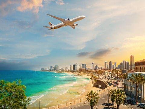 UAE Airlines Cancel Tel Aviv Flights