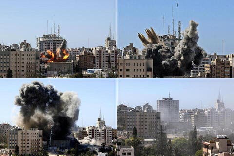WB: Israel's War on Gaza Caused $570 Million In Palestinian Damages