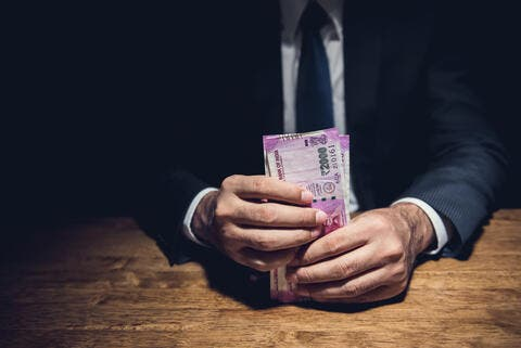 Indian Rupee Up Supported by Positive Domestic Equities