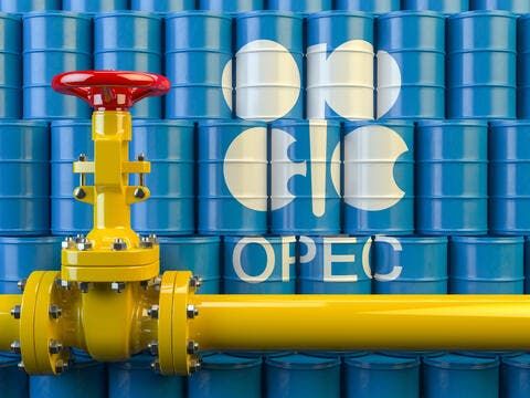 OPEC Changes 2021 Oil Demand Growth Forecast
