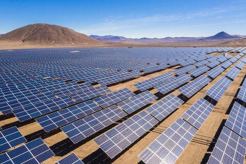 Iraq In Talks with Masdar, ACWA Power to Deliver Clean Energy