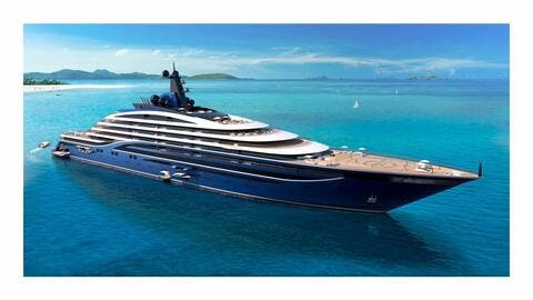 Now You Can Buy Your Apartment On World's Largest Yacht for €9.5 Million!
