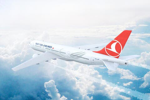 Turkish Airlines Launches 40 Percent Discount Campaign on International Flights